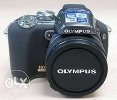 Olympus SP55OU professional camera