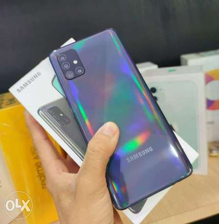 Samsung Galaxy A51 Neat and Clean 10/10 Condition Contact Makkah - image 1