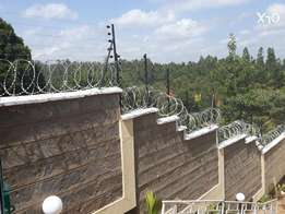Electric fence and Razor Wire Systems