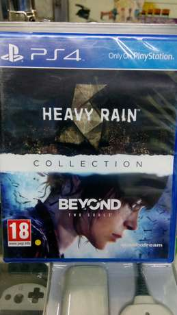 Heavy Rain and Beyond Two Souls Collection (PS4) Nairobi CBD - image 2