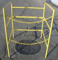Manhole Guard Set For Sale