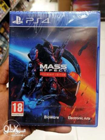 Mass Effect Ps4 Game Available