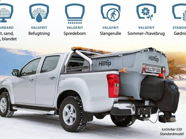 Hilltip ICESTRIKER 550 - 2018
