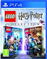 Lego Harry Potter 1-7years PS4