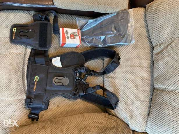 Camera Chest Carrying Vest