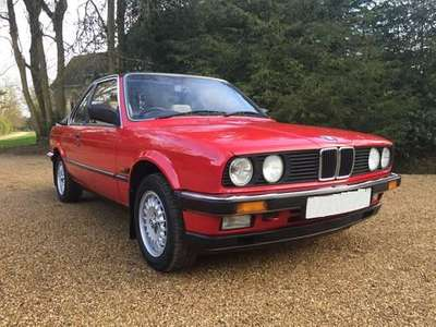 sports shoes 531db 0f549 BMW 323i Baur Convertible - fantastic condition For Sale (1985)