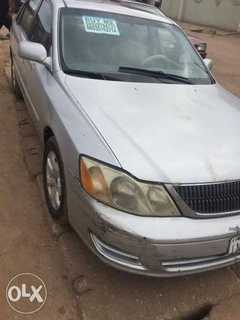 ADORABLE MOTORS: A clean first body, well used 03 Toyota Avalon Lagos Mainland - image 4