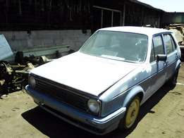 Short a couple of 1996 VW Golf 1 1.6 spares? Call us for a quote!