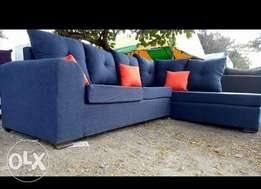 Ready made navy blue 6 sitter