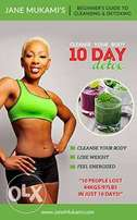 10 Day Body Cleanse for weight loss