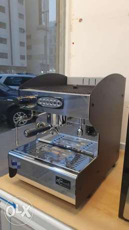 brand new ACM commercial rounder single group coffee machine