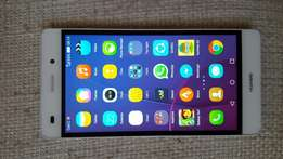 Brand new condition Huawei p8 lite