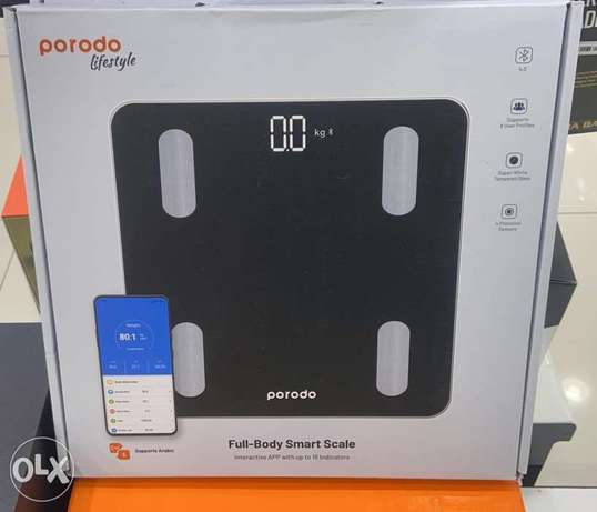 Prodo full body smart scale