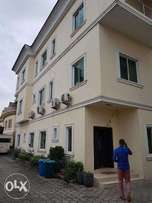 5 bedroom 2 storey building duplex all room ensuites at banana island