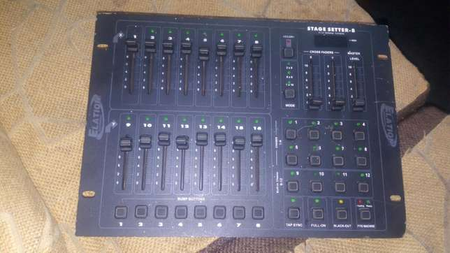 Lights mixing console Zimmerman - image 4