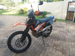 KTM 690 Almost NEW