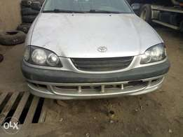 Clean Tokunbo Toyota Avensis