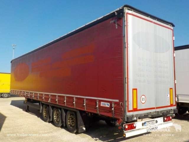 Schmitz Cargobull Tolóponyva Szabvány - 2012