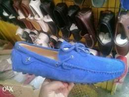 Blue Lofers for men