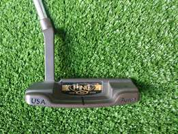 Golf Club's, PING Anser 50 year Limited Edition
