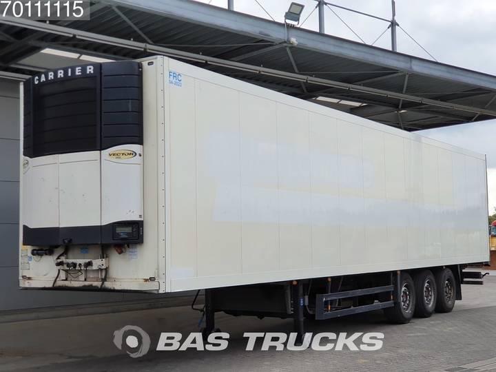 Schmitz Cargobull Carrier Vector 1850mt SAF - 2011