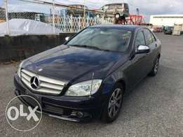 2009 Mercedes Benz C200 Foreign Used Asking Price 2,150,000/=