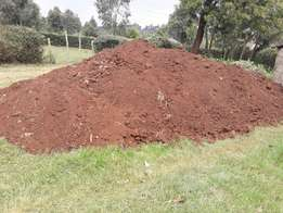 Real red soil