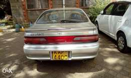 Toyota levin super charger