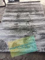 grey fluffy center rugs plain 5 by 7