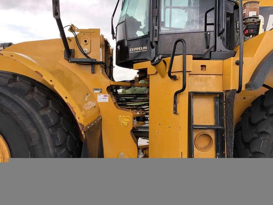 Caterpillar 980K wheel loader - 2013 - image 5
