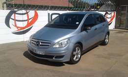 2008 Mercedes Benz B170 Manual