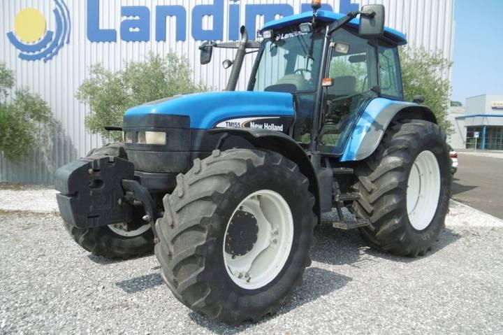 New Holland tm 155 - 2003
