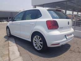 2016 Volkswagen Polo 1.2 TSI Highline