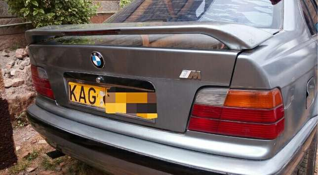 Can BMW car for sell. In good shape & free from Accident Nyari - image 2
