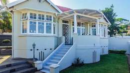 Beautiful 3 Bedroom House for Sale in Morningside, Durban