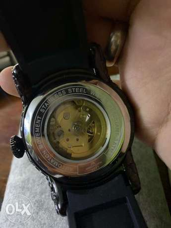 Original MEGALITH Black dragon watch فيصل -  3