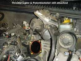Alfa Romeo 156 cable operated throttle body for sale R1000 Contact