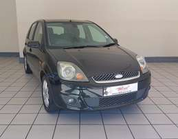 2007 Ford Fiesta 1.6i ghia 5door