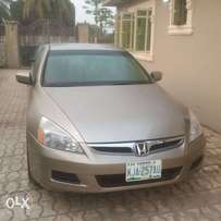 Honda accord(discussion continue)for sell