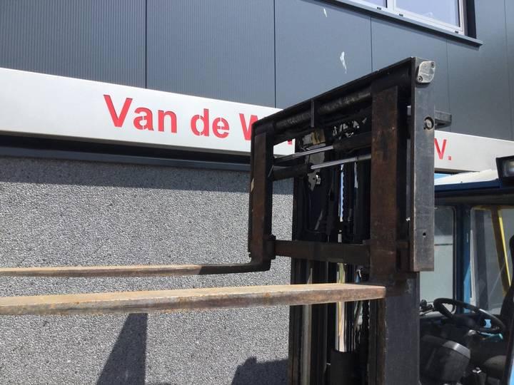 Heftruck TOYOTA 7FDF30 DUPLO370 FREELIFT VORKVERSTELLIN... - 2002 - image 9