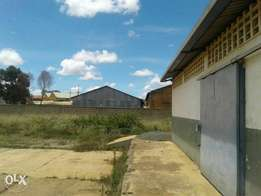 Hot commercial store/plot for sale or hire