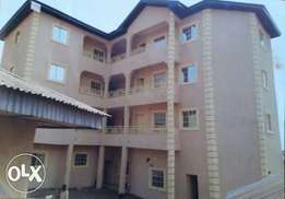 Twelve mini flat of 2bedroom at Monarch avenue in Enugu.