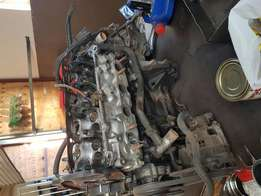 Opel 1.7d engine and gearbox