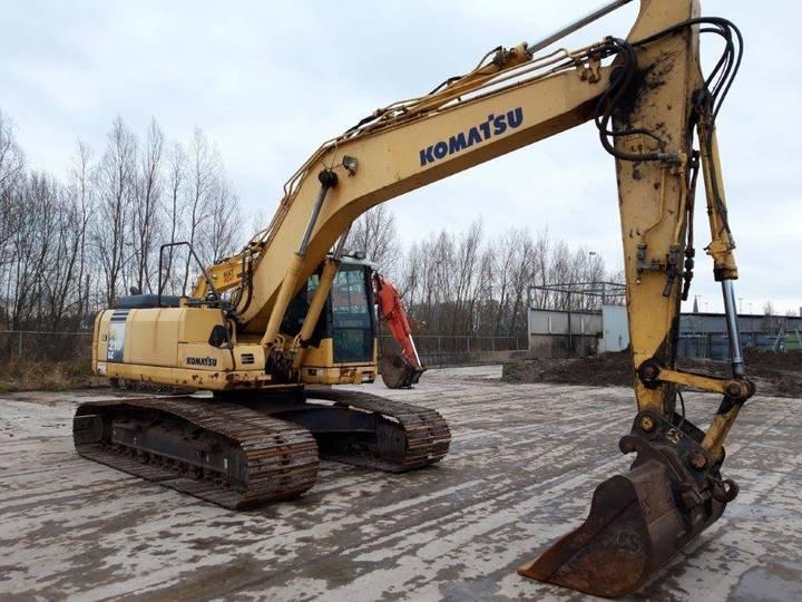 Komatsu Pc210 Lc-7 - 2005