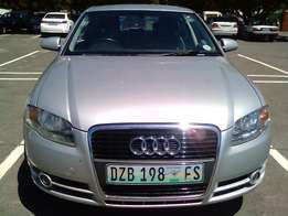 2006 AUDI a4 T Accident free car