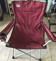 Camp master chair