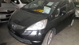 Honda fit black colour