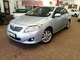 2008 Toyota Corolla 1.8 Exclusive AUTOMATIC,only 25000km FSH, P/S