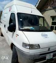 Few Months Used Fiat Ducato