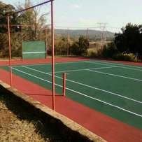 Sports Courts Construction and Repairs